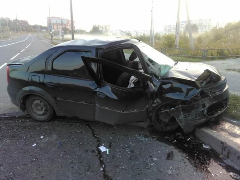 Шесть человек пострадали в ДТП на Клюева в Томске