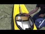 How to Assemble a Trak T 1600 Sea kayak, The kayak Shop &amp East Coast Kayaking