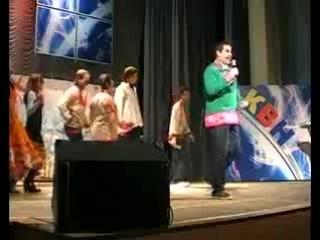2007 финал Музыкальный конкурс Голый пистолет