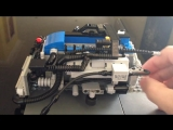 Lego FPV Turbo Barra engine