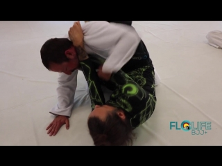 Cross Collar Choke - Guard Part 3