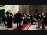 George Frideric Handel. Dixit Dominus. 2. Virgam virtutis tuae emittet Dominus ex Sion. Солистка Дарья Бегунович