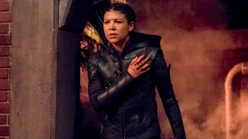 My Review of 'ARROW' Season 7 Episode 10 | My Name is Emiko Queen