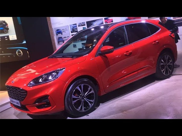 2020 Ford Escape | Ford Kuga - Interior Exterior and Drive !!