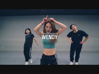 Becky G - Zooted ft. French Montana, Farruko _⁄ WENDY Choreography