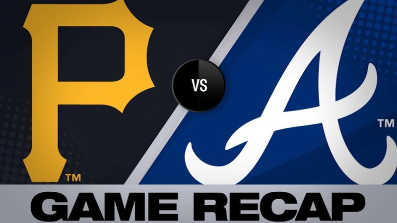 61319 Freeman, Albies lead Braves over Pirates
