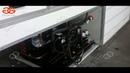 High quality Chocolate Chip Depositing Machine working vdieo chocolate making machine