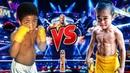 Nijee The Future vs Ryusei imai Boxing vs KungFu Training Highlights