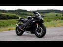 YAMAHA R1_R1M RN32 Lovely Exhaust Sound, High Speed Runs, Flyby - 190mph/h. NEW MODEL