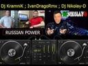 Russian power mix