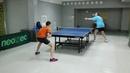 Table tennis Academtour 487. М. Рассказов - Шинкевич