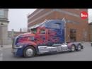 World's First Fan-Built Optimus Prime _ RIDICULOUS RIDES