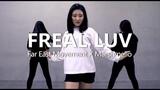 Beginner class Far East Movement X Marshmello - Freal Luv Choreography . WENDY