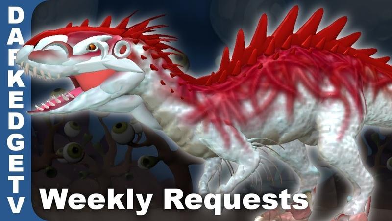 Spore - Indominus Rex Level 40 [Jurassic World Game]
