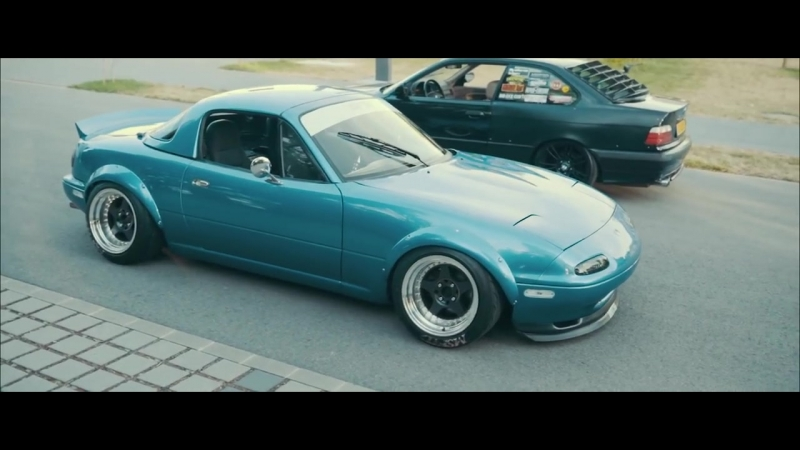 Misfitted | Miata E36 | STATIC | Perfect Stance