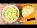 5 РЕЦЕПТОВ из капусты которые должны быть у каждой хозяйки