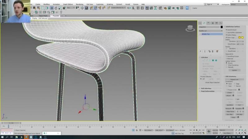 3D марафон Фотореализм в деталях. День 1. (Артем Куприяненко - CG Incubator Academy)