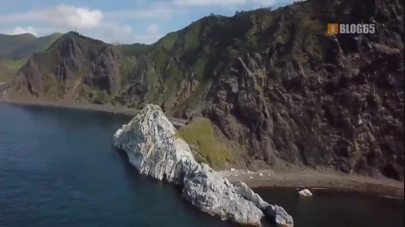 Видео от ребят земляков мыс маяк Анива