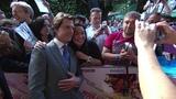 Mission Impossible 5 Rogue Nation London Red Carpet - Tom Cruise, Simon Pegg, Rebecca Ferguson