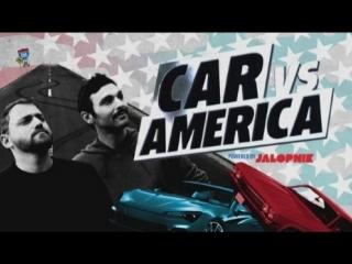 На машине по Америке 1 серия / Car vs. America (2017)