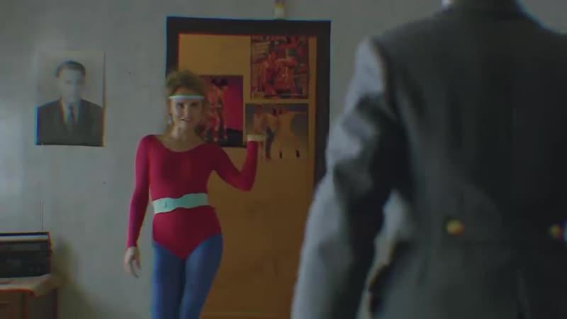 Креативный ролик Kia Rio X Line в стилистике фильма Красная жара