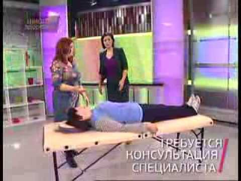 Школа здоровья 02112013 Физиотерапия при остеохондрозе