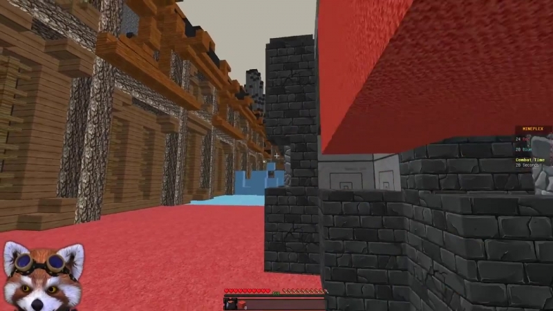 [SuLL] МОЕ НОВОЕ ИНТРО ЗАРУБА НА ЛУКАХ ░ Turf Wars / Minecraft ░