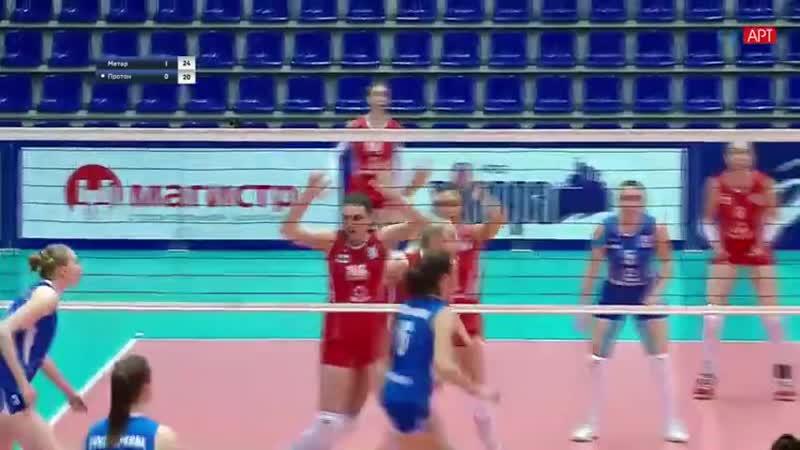 Чемпионат России 201819. 14-й тур. Динамо-Метар - Протон-Саратов