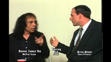 DIO talks w Eric Blair 2002 about Ozzy Osbourne &amp Terrorism