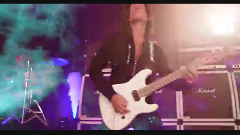 Impellitteri - Symptom Of The Universe (Official Music Video) [Black Sabbath Cov