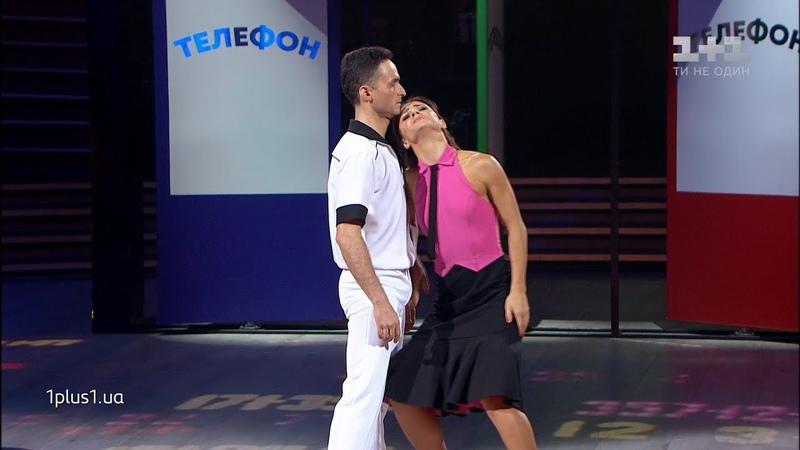 Ігор Ласточкін та Ілона Гвоздьова – Ліричний джаз – Танці з зірками. 5 сезон