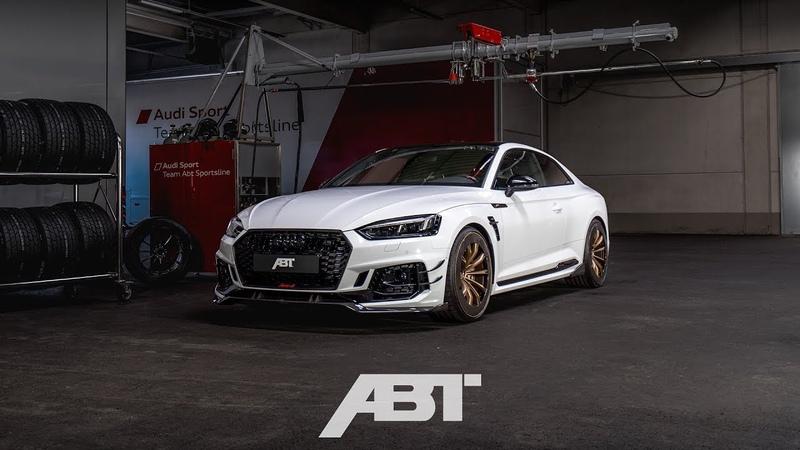 ABT RS5-R Essen Motorshow 2018   ABT Sportsline