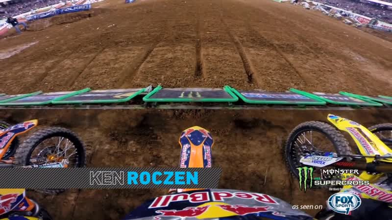 GoPro: Ken Roczen and Ryan Villopoto 2014 Atlanta