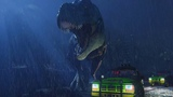 T-Rex Breakout - Terrifyingly Realistic Recreation of the T-Rex Scene From Jurassic Park!