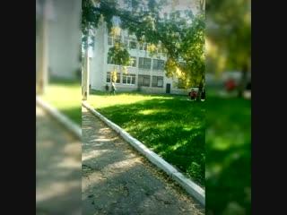 Видео момента взрыва в колледже в Керчи 17 октября Пацаны, там помощь нужна!