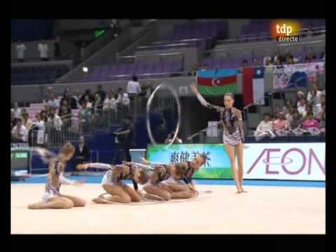 Russia Group 5 hoops final World Championships mie 2009