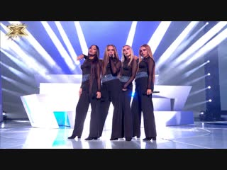 Little Mix Sing Woman Like Me Live Shows Week 2 The X Factor UK 2018