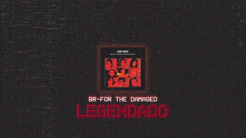 Blonde Redhead - For The Damaged For The Damaged Coda [Legendado - PT BR]