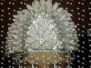 Видео. МК / DIY Корона снегурочки или снежинки.Crown Snow Maidens or Snowflakes.