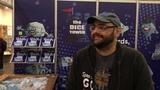 Interview with Zee Garcia from Dice Tower at Essen Spiel 2018