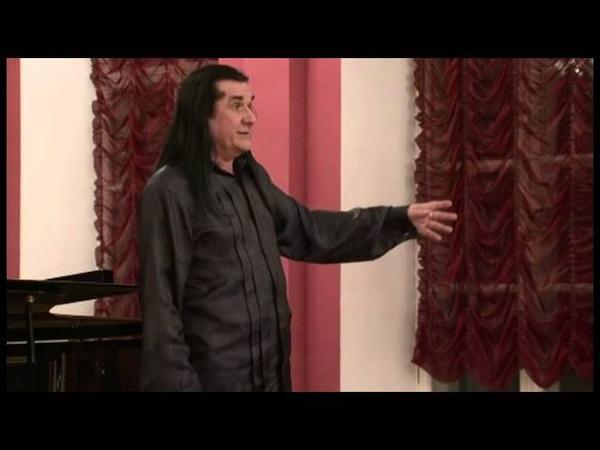 Pavel Zverev Glinka Rondo Farlafa opera Ruslan and Ludmila