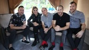 Stryker Interviews The Interrupters at KROQ's Summer Pool Party