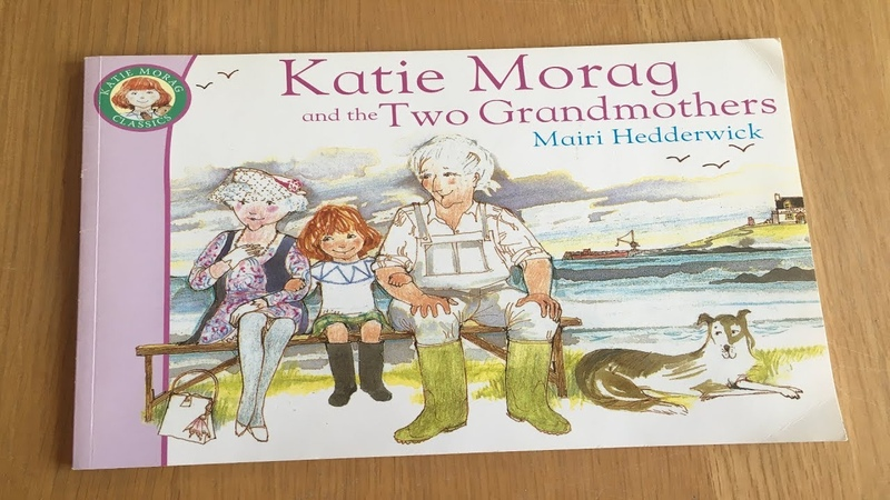 Katie Morag and the Two Grandmothers by Mairi Hedderwick - Children's Stories