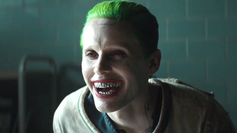 SUICIDE SQUAD - Official 'Joker' Trailer (2016) DC Superhero Movie HD