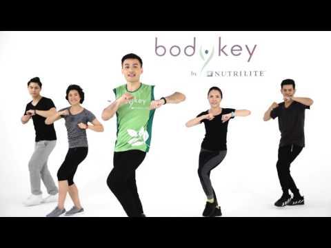Dance Exercise By BodyKey เบิร์นสูงสุด 600 kcal ภายใน 25 นาที
