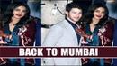 Priyanka Chopra And Nick Jonas Are Back In Mumbai After Delhi Reception Party