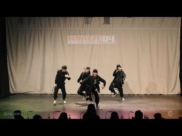 XEBEC | 2ND PRIZE | 2018 KOREA DANCE DELIGHT VOL.4