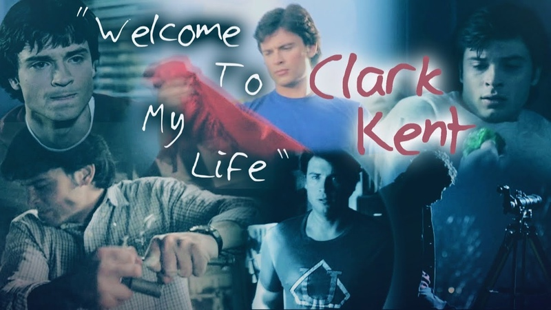 Smallville: Clark Kent character tribute -- [Welcome To My Life by Simple Plan] (7 vidders!)