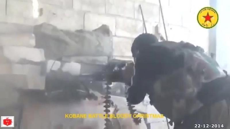 Курдистан Кобане кровавая битва - Женский революция