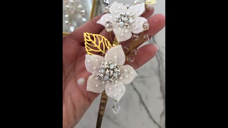 Комплект для невесты от mrs.Gurina